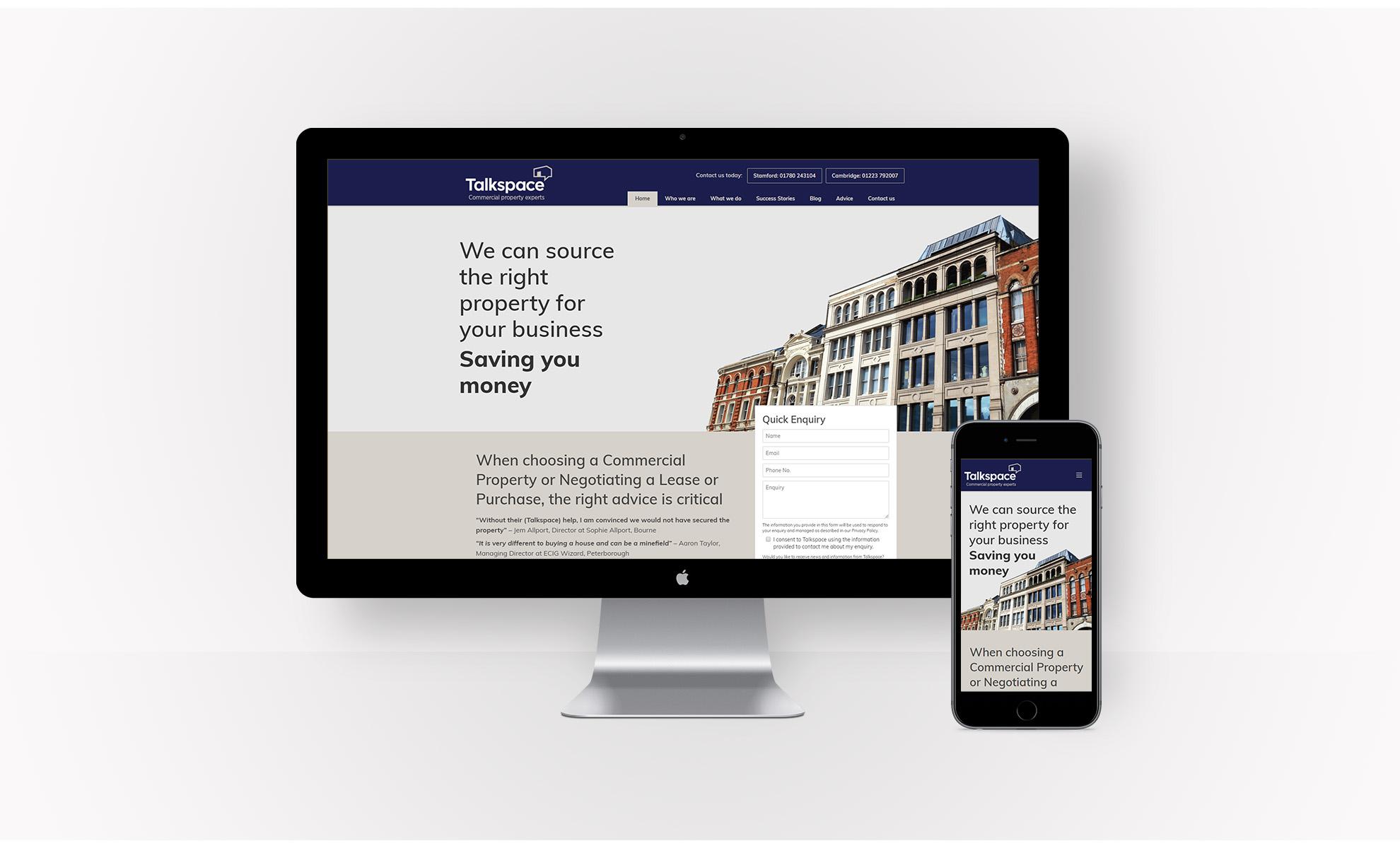 talkspace-website-overview